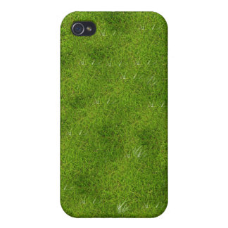 HD Grass with Earth ! iPhone 4 Case