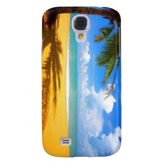 HD Tropical Beach Case For Samsung Galaxy S4