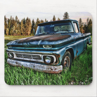 HDR Old Chevy Mouse Pad
