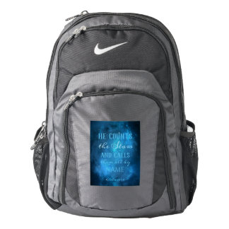 He Counts the Stars in the Universe Backpack