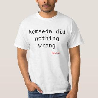 he didnt T-Shirt