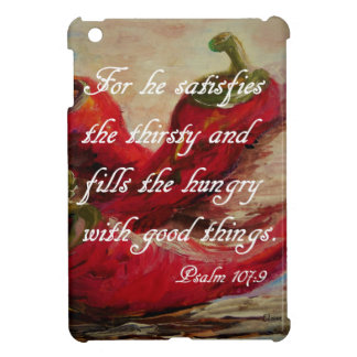 He Fills the Hungry iPad Mini Case