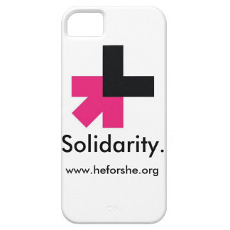 He for She iPhone 5 Case