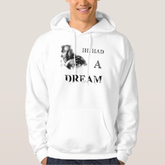 HE HAD A DREAM / WE GOT A NIGHTMARE PULLOVER