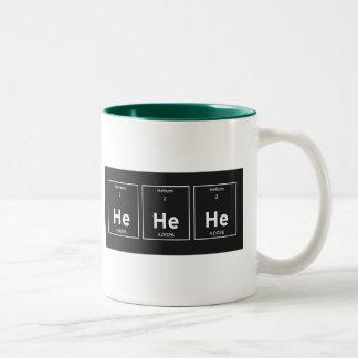 he he he mugs