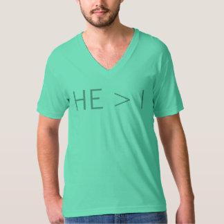 He > I T-Shirt