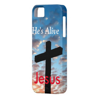 He is Alive Jesus Barely There iPhone 5 Case