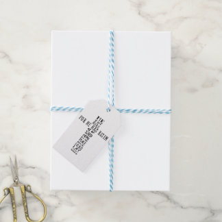 He is Not Here for He has Risen as He Said Gift Tags
