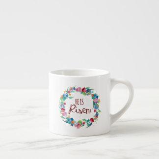 He Is Risen Mini Espresso mug