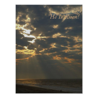 He is Risen Poster