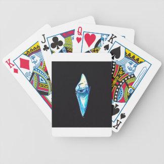 he is watching you poker deck