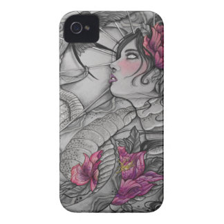 He loved her the mostUntitled_Artwork iPhone 4 Cover
