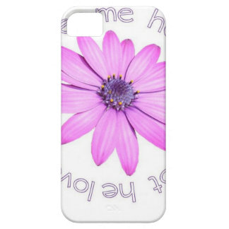 He Loves Me He Loves Me Not iPhone 5 Covers