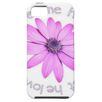 He Loves Me He Loves Me Not Tough iPhone 5 Case