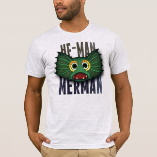 He-Man Merman T-Shirt