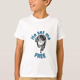 He Set Me Free T-Shirt