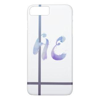 he&she iPhone 8 plus/7 plus case