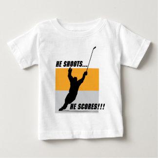 He Shoots....He Scores! Tee Shirts