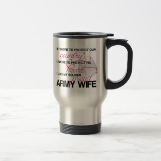 He Swore to Protect Our Country Mug
