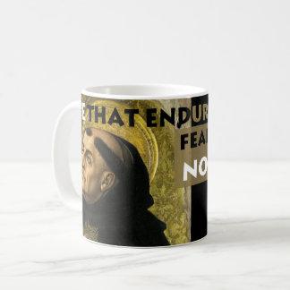 He that Endures Aquinas Resistance mug