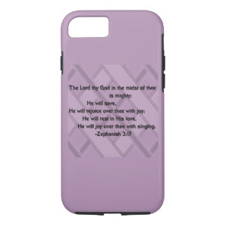 He Will Save iPhone 7 Case