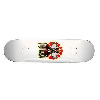 Head 4 Music Custom Skate Board