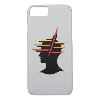 Head Abstract iPhone 8/7 Case