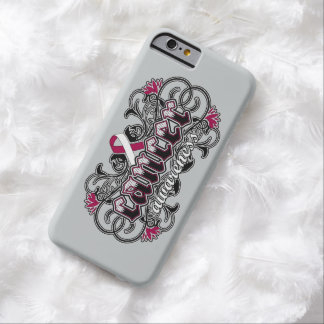 Head and Neck Cancer Awareness Tattoo Barely There iPhone 6 Case