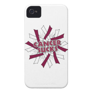 Head and Neck Cancer Sucks iPhone 4 Cases