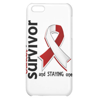 Head and Neck Cancer Survivor 19 Case For iPhone 5C