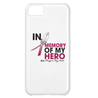 Head and Neck Cancer Tribute In Memory of My Hero iPhone 5C Case