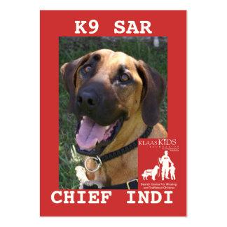 head-chief, KlassKids Search Team LEFT CHEST 20... Business Card Templates