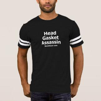 Head Gasket Assassin Race Car Shirt