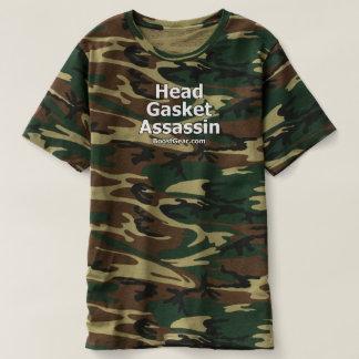 Head Gasket Assassin T-Shirt - Camo
