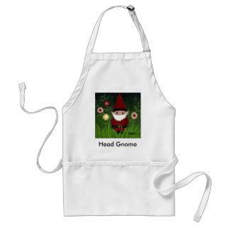 Head Gnome Apron