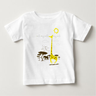 Head in the Clouds Baby T-Shirt
