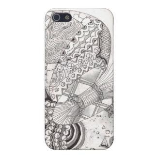 Head iPhone 5/5S Case