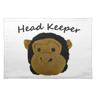 Head Keeper Placemat
