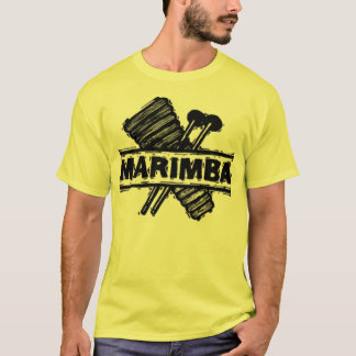 head_marimba, PIT T-Shirt