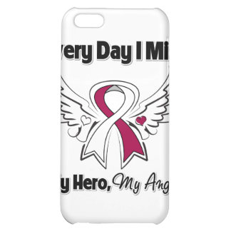 Head Neck Cancer Every Day I Miss My Hero iPhone 5C Covers