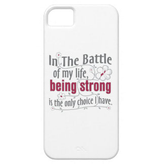 Head Neck Cancer In The Battle iPhone 5 Covers
