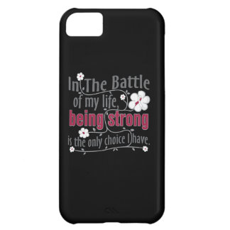 Head Neck Cancer In The Battle iPhone 5C Case