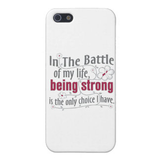 Head Neck Cancer In The Battle Case For iPhone 5