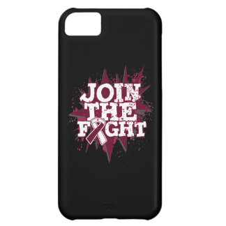 Head Neck Cancer Join The Fight Case For iPhone 5C