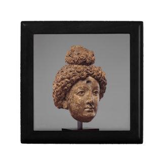 Head of a Buddha or Bodhisattva Gift Box