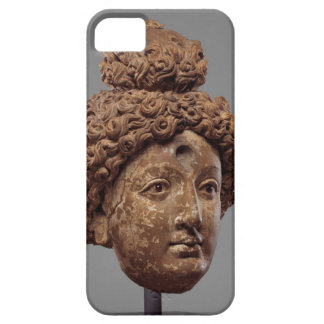 Head of a Buddha or Bodhisattva iPhone 5 Cases