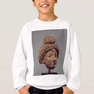 Head of a Buddha or Bodhisattva Sweatshirt