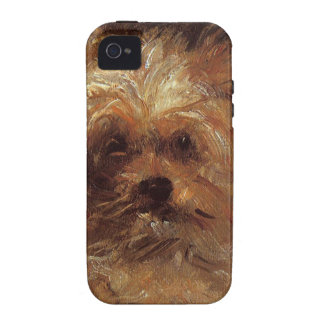 Head of a Dog by Edouard Manet iPhone 4 Cover