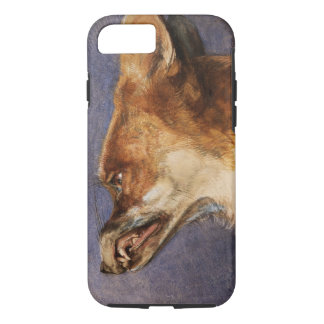 Head of a Fox iPhone 7 Case