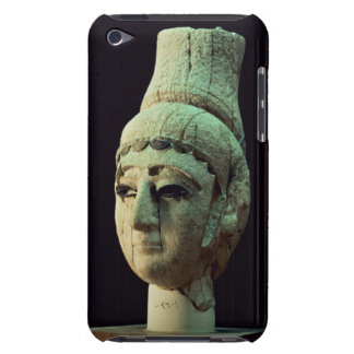 Head of a Prince or Princess of Ugarit (ivory) (se iPod Touch Case-Mate Case